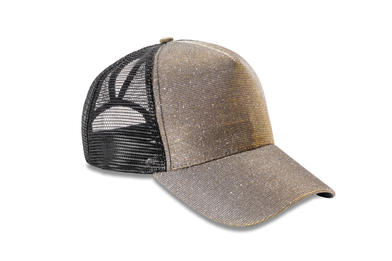 Core New York Sparkle Cap In Gold