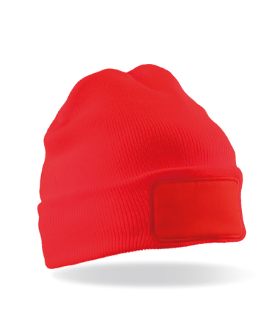 Result Genuine Recycled - Recycled ThinsulateTM Printers Beanie