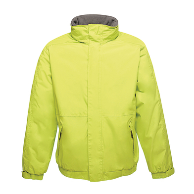 Dover Jacket In Key Lime/Seal