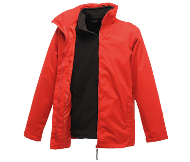 Classic 3-in-1 Jacket In Classic Red