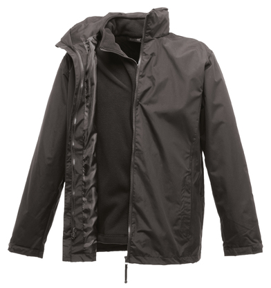 Classic 3-in-1 Jacket In Seal Grey