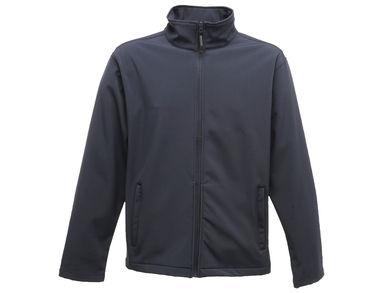 Classic Softshell In Navy