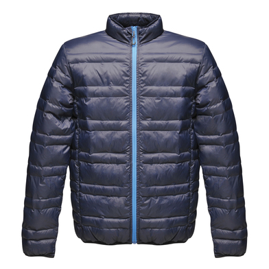Firedown Down-touch Jacket In Navy/French Blue