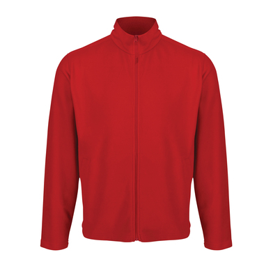 Classic Microfleece In Classic Red