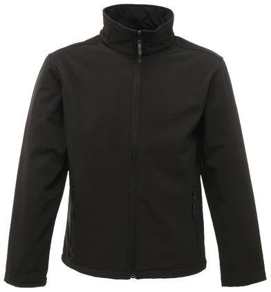 Classic 3-layer Softshell In All Black