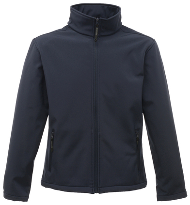 Classic 3-layer Softshell In Navy