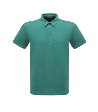 Classic 65/35 Polo Shirt In Bottle Green