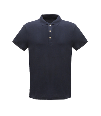 Classic 65/35 Polo Shirt In Navy