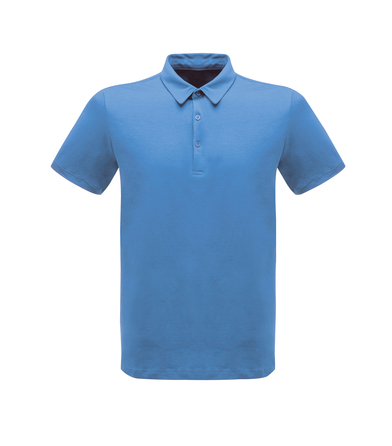 Classic 65/35 Polo Shirt In Royal Blue