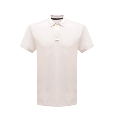 Classic 65/35 Polo Shirt In White