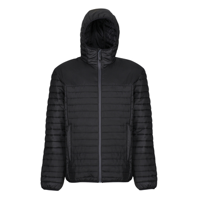 Honestly Made Recycled Ecodown Thermal Jacket In Black