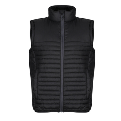 Honestly Made Recycled Insulated Bodywarmer In Black