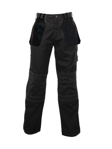 Holster Trousers In Black