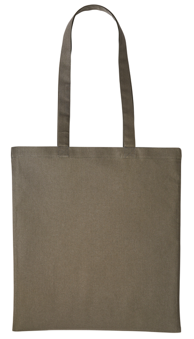 Cotton Shopper Long Handle In Olive