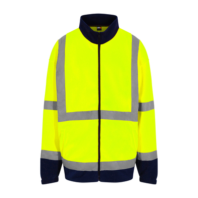 ProRTX High Visibility - High Visibility Full-zip Fleece
