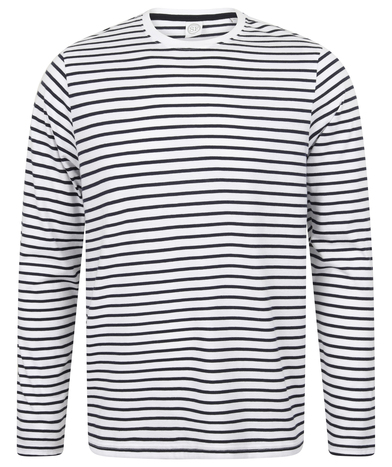 SF - Unisex Long-sleeved Striped T