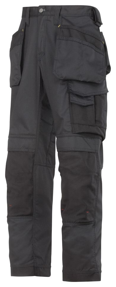 CoolTwill Trousers (3211) In Black