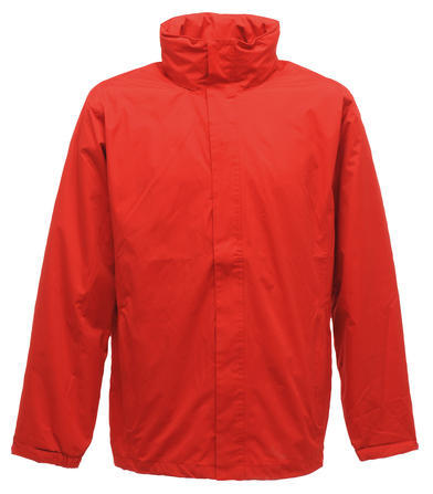 Ardmore Waterproof Shell Jacket In Classic Red