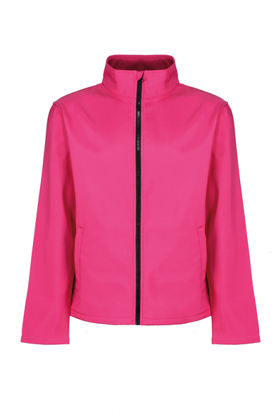 Ablaze Printable Softshell In Hot Pink
