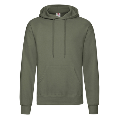 Classic 80/20 Hooded Sweatshirt In Classic Olive