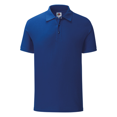 Iconic Polo In Cobalt Blue