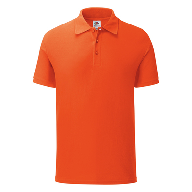 Iconic Polo In Flame