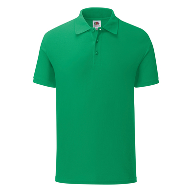 Iconic Polo In Kelly Green