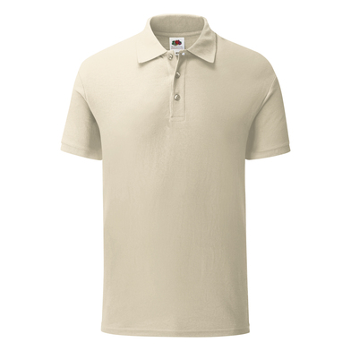 Iconic Polo In Natural