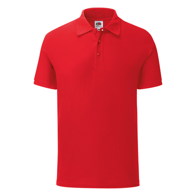 Iconic Polo In Red