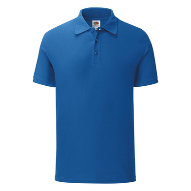 Iconic Polo In Royal Blue