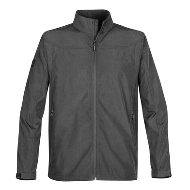 Endurance Softshell In Carbon Heather