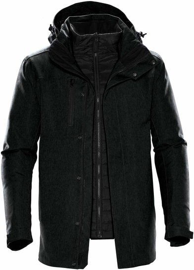 Avalanche System Jacket In Black