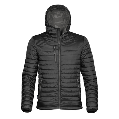 Gravity Thermal Shell In Black/Charcoal
