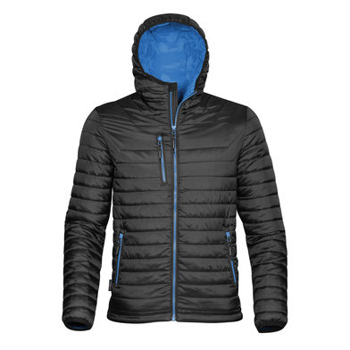 Gravity Thermal Shell In Black/Marine Blue