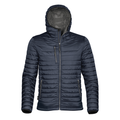 Gravity Thermal Shell In Navy/Charcoal