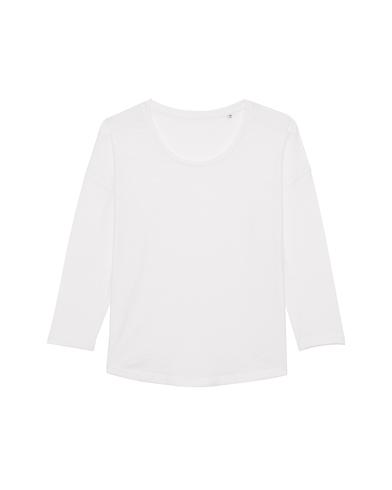 Stanley/Stella - Women's Stella Waver Slub Women's _ Sleeve Dropped Shoulder T-shirt (STTW114)