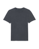 Garment Dyed Aged India Ink Grey
