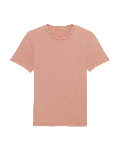 Creator Vintage (STTU831) In Garment Dyed Aged Rose Clay