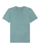 Garment Dyed Aged Teal Monstera