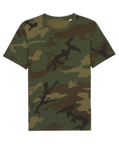 Creator AOP, The Unisex AOP T-shirt In Camouflage