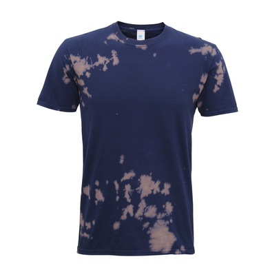 Bleach Out T In Navy