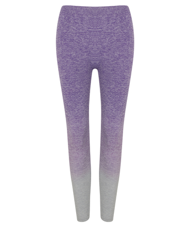Tombo - Women's Seamless Fade Out Leggings