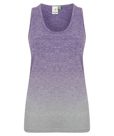 Tombo - Women's Seamless Fade Out Vest