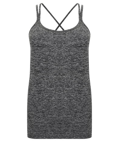 Tombo - Women's Seamless Strappy Vest