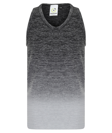Tombo - Kids Seamless Fade-out Vest