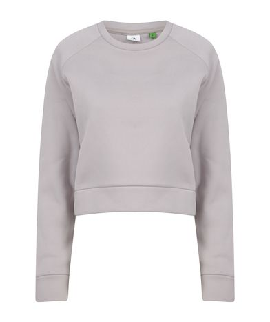 Tombo - Women's Cropped Sweatshirt