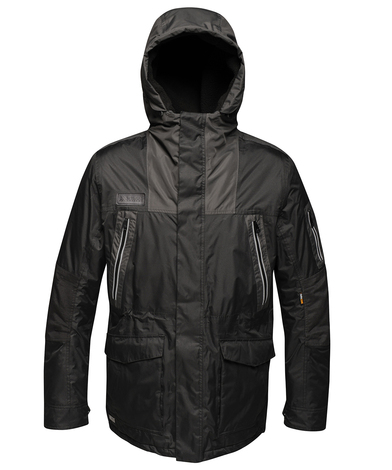 Tactical Threads - Martial Insulated Jacket