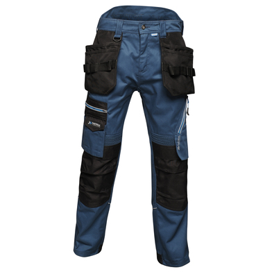 Execute Holster Trousers In Blue Wing