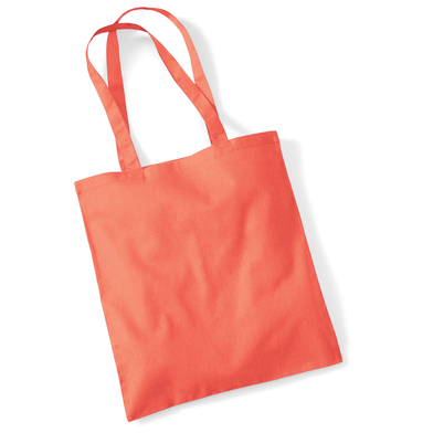 Bag For Life - Long Handles In Coral