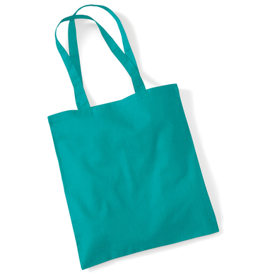Bag For Life - Long Handles In Emerald
